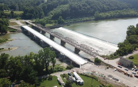 Philo, Duncan Falls bridge nears completion