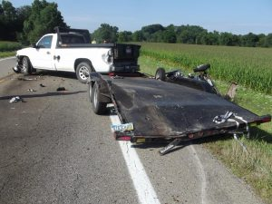 Photo provided by the Ohio State Highway Patrol.
