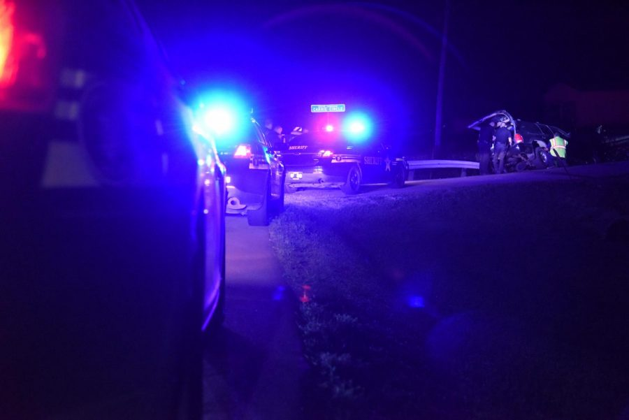 Homeless+man+crashes+vehicle+early+Saturday+morning+during+high+speed+chase