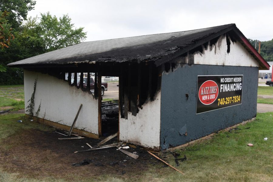 Garage+catches+fire+one+day+after+business+opens+to+the+public