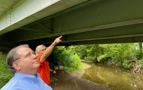 Senator Schaffer visits Muskingum County
