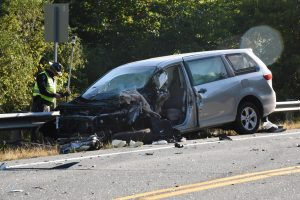Collision sends drivers to hospital