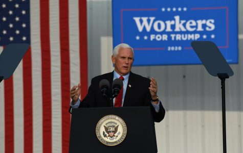 Pence: our administration supports law enforcement, always will