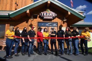 Texas Roadhouse to open Monday