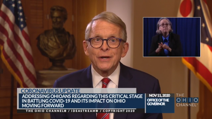 DeWine expands mask mandate