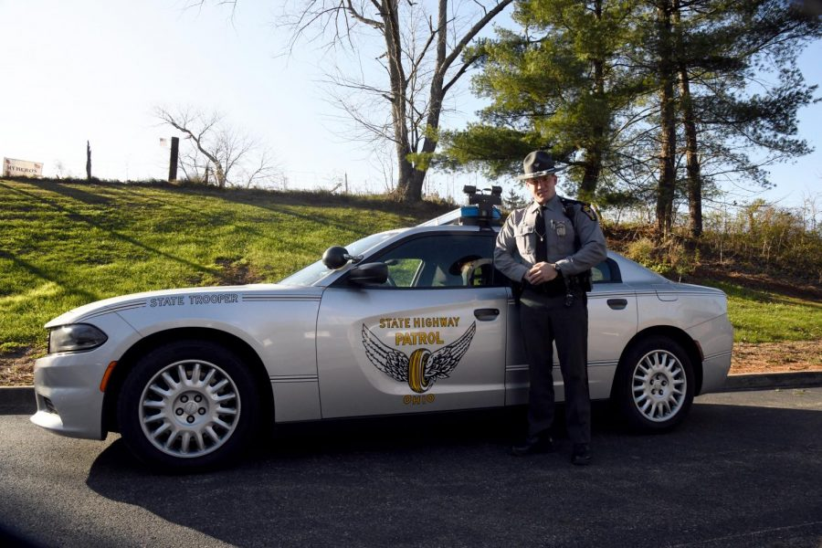 Leach named as local State Highway Patrol Post's Trooper of the Year