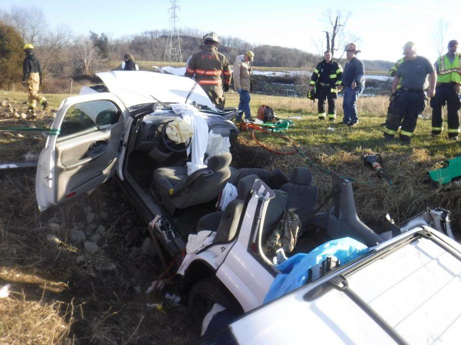 Near fatal crash remains under investigation
