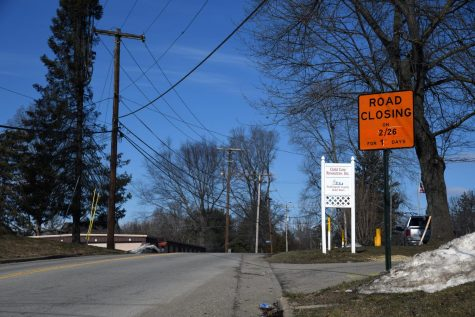 Adams Lane to be closed Friday for repairs