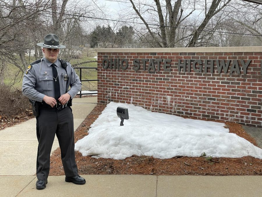 Local trooper was academy standout