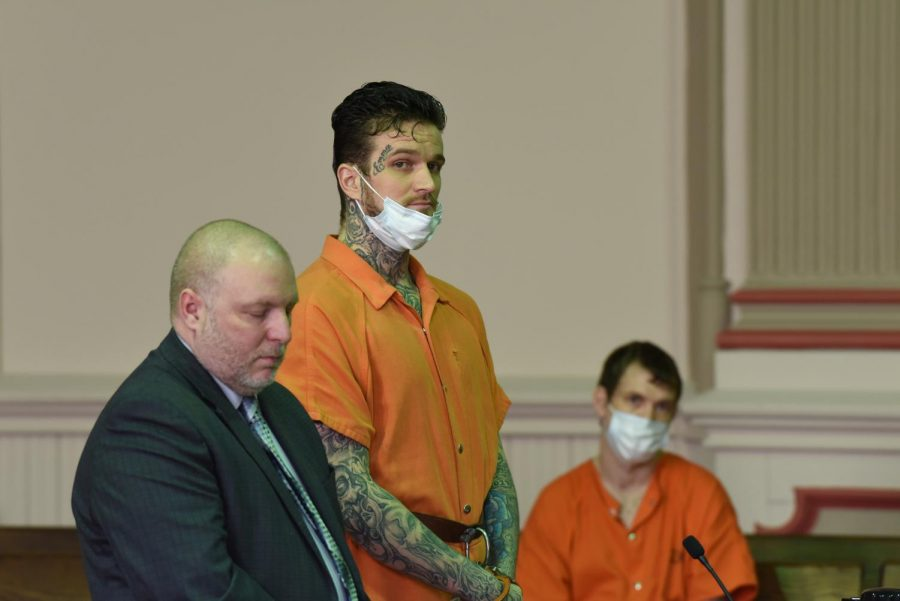 Zanesville man pleads guilty to kidnapping woman, two young children at gunpoint