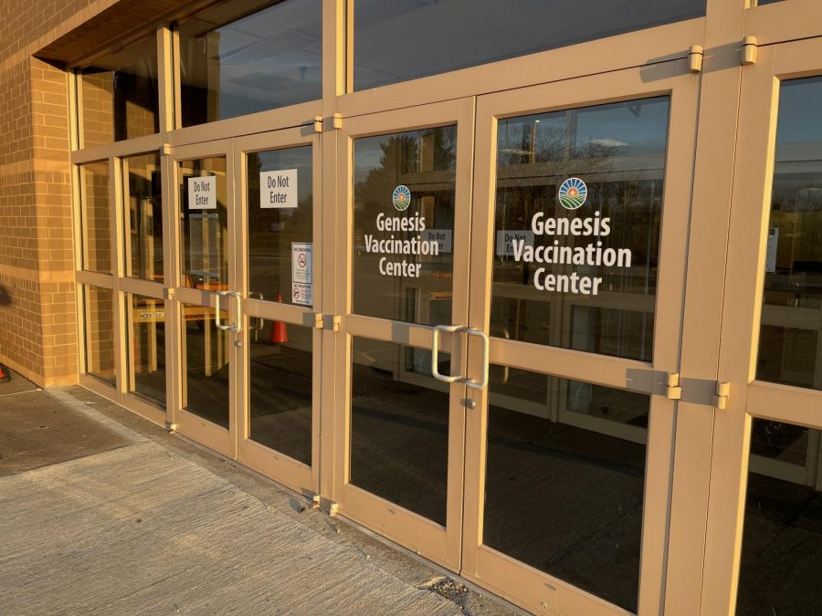 Genesis expands vaccine eligibility to those 16+ at its Colony Square Mall location