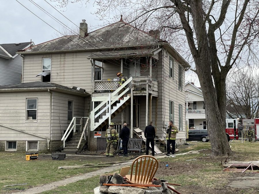 Multiple injured in house fire Monday