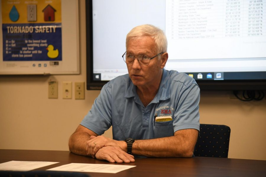 County preparing for possible tornadoes