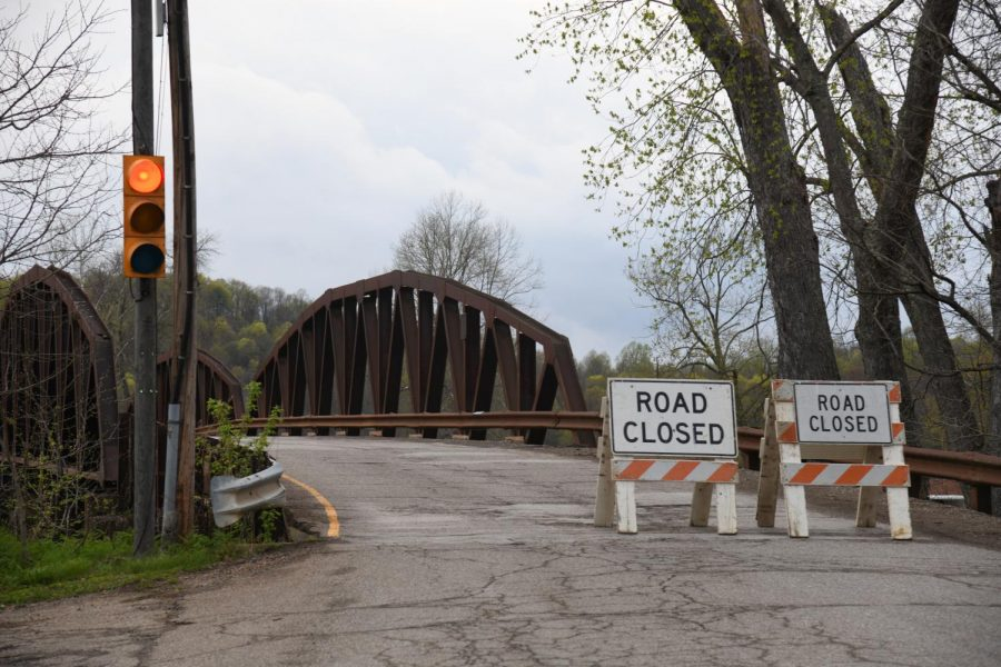 Structural concerns close Gaysport Bridge in southern Muskingum County