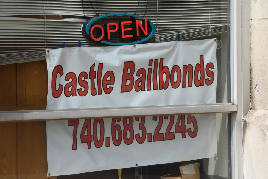 Local bail bonds agency suspended from operations after failure to pay
