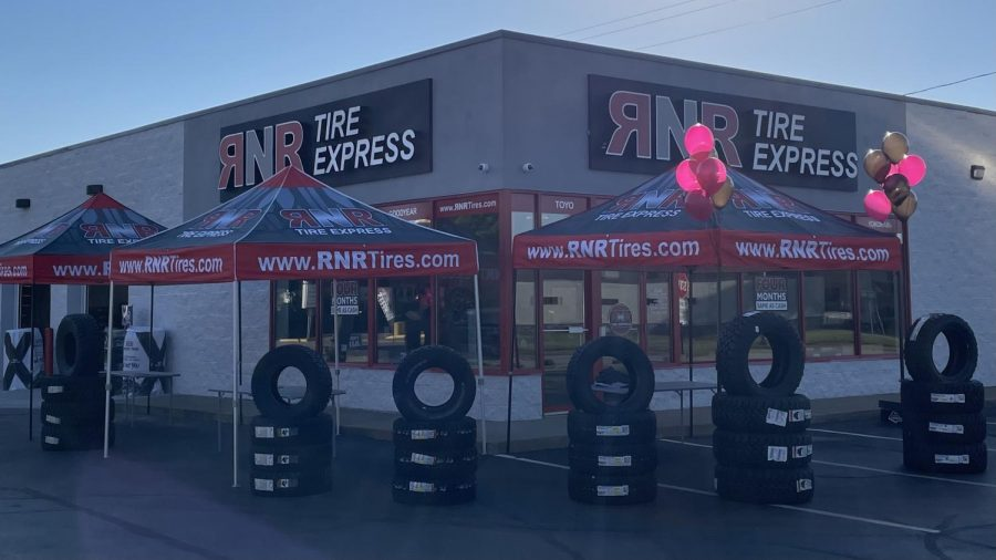 New tire shop to host grand opening Saturday, live music and free food provided
