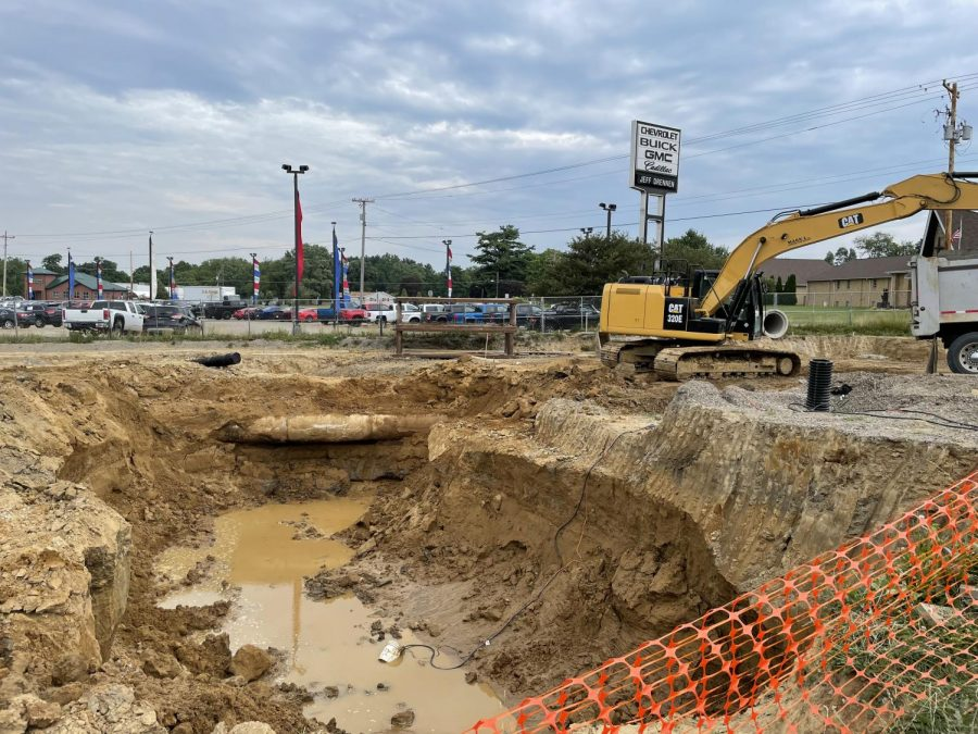 Construction+begins+on+new+Valvoline+site