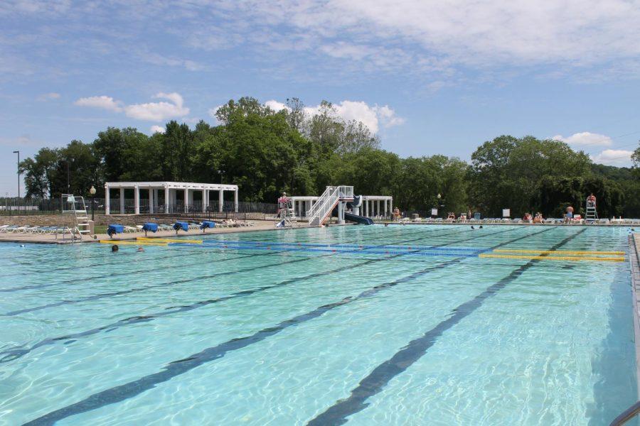 Dresden Swim Center opens for the season