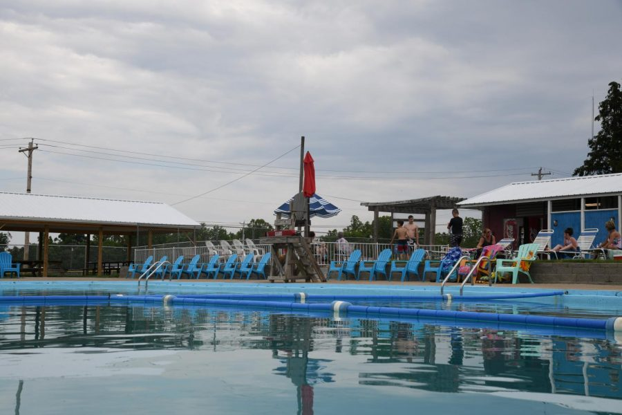 New Concord Pool opens for the season, adds new shelter house - handicap accessibilities