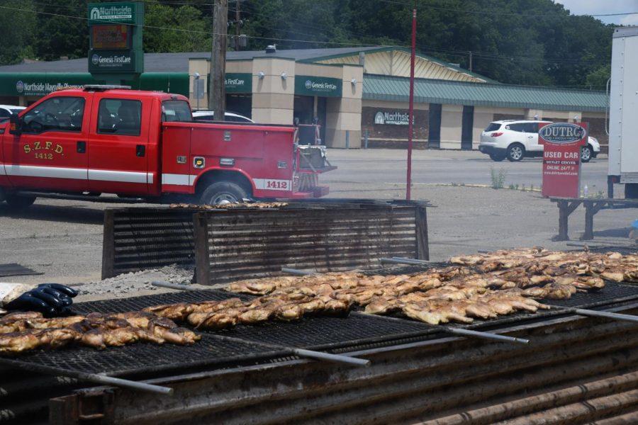 South Zanesville Fire Department celebrates 60th chicken dinner, thanks community