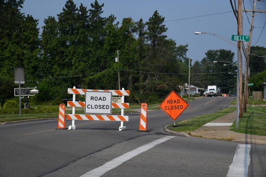 Taylor Street partially closed through Friday as city crews work to repair water break