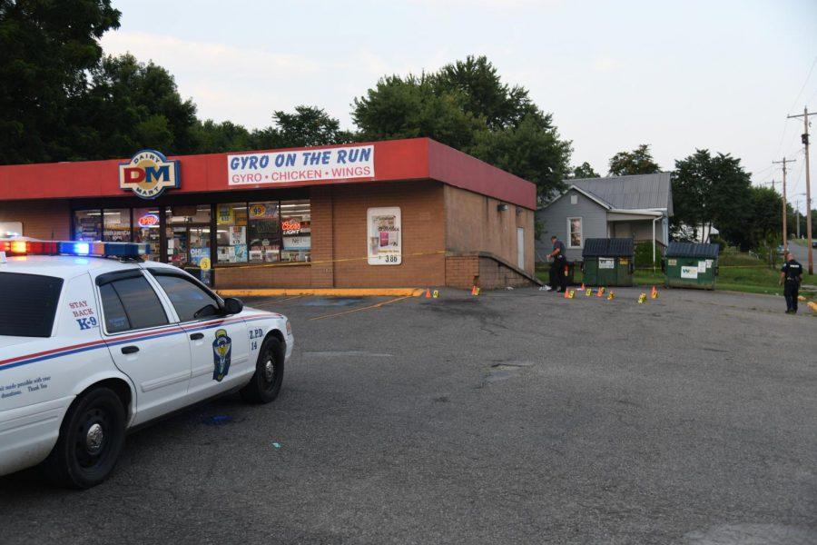 Zanesville man killed in shooting Friday