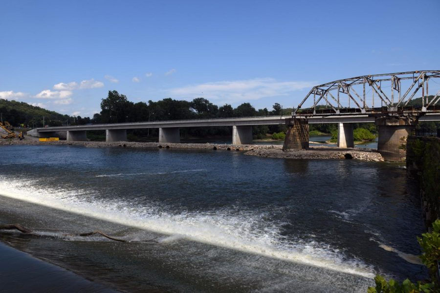 Muskingum River closed Friday near Philo