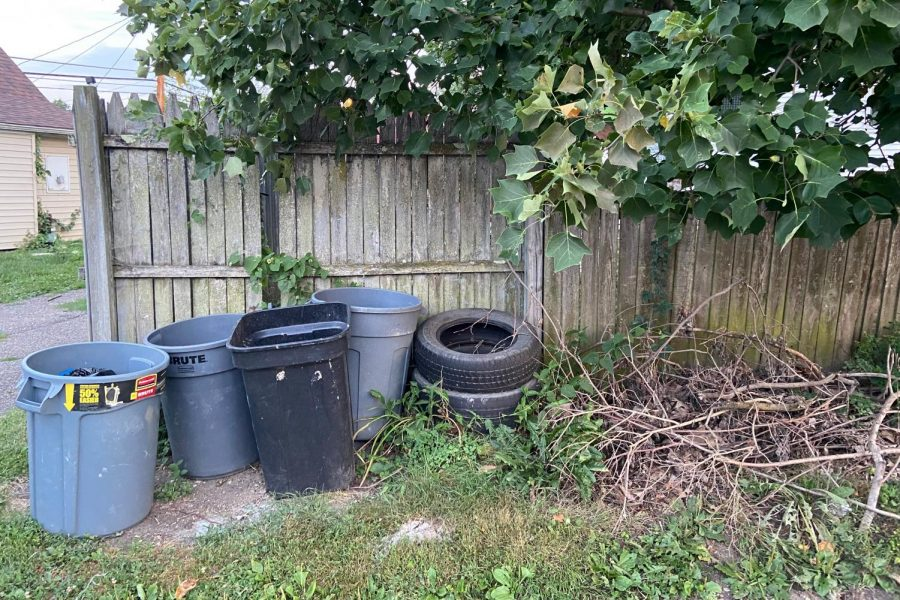 City collecting old tires, free of charge