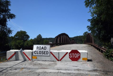 Gaysport Bridge will remain closed through at least 2022, says County Engineer