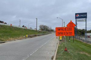 I-70 6th Street onramp closes Sunday